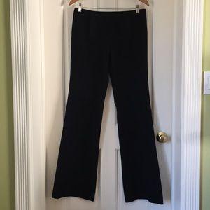 Tory Burch 💯% Wool Navy Trouser